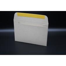 Конверт из дизайнерской бумаги  PLANET ЭКО крафт бежевый (плотность 216 гр.) формат С6, 10 штук в упаковке.Цена за 1 упаковку.