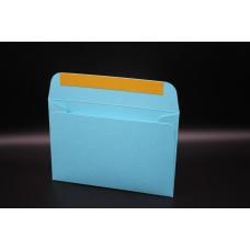 Конверт из дизайнерской бумаги  COLORPLAN светло-бирюзовый (плотность 270 гр.) формат С6, 10 штук в упаковке.Цена за 1 упаковку.