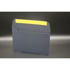 Конверт из дизайнерской бумаги MAJESTIC Classic королевский синий (плотность 290 гр.) формат С6, 10 штук в упаковке.Цена за 1 упаковку.