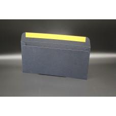 Конверт из дизайнерской бумаги MAJESTIC Classic королевский синий (плотность 290 гр.) формат Е65, 10 штук в упаковке. Цена за 1 упаковку.