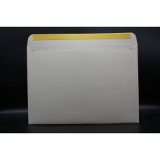 Конверт из дизайнерской бумаги  PLANET ЭКО крафт бежевый (плотность 216 гр.) формат С4, 10 штук в упаковке.Цена за 1 упаковку.