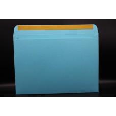 Конверт из дизайнерской бумаги  COLORPLAN светло-бирюзовый (плотность 270 гр.) формат С4, 10 штук в упаковке.Цена за 1 упаковку.