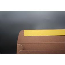 Конверт из дизайнерской бумаги REMAKE ЭКО древесно-коричневый (плотность 250 гр.) формат С4, 10 штук в упаковке.Цена за 1 упаковку.
