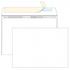 Конверт почтовый C5 162x229 мм, 80 г/м2, OFFICEPOST, strip, 50 штук в упаковке, цена за 1 упаковку.