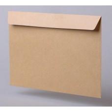 Крафт конверты С4 229x324 мм, 90 г/м2, декстрин, 500 шт/уп, цена за 1 упаковку.